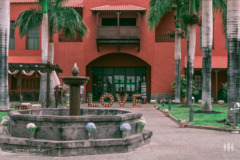 Sara Jurado. Organización de Eventos. La Palma, islas canarias